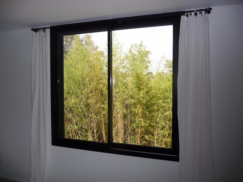 Fenêtres alu pour chambre