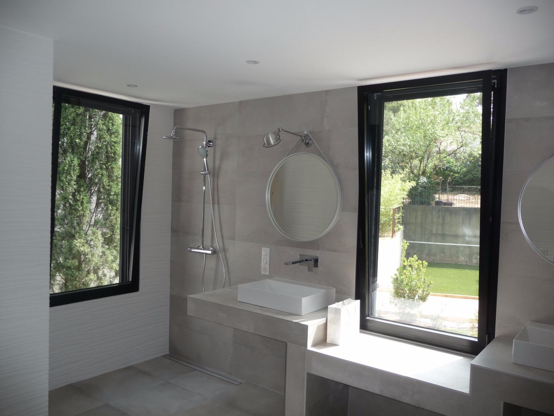 changer les fenêtres de la salle de bain