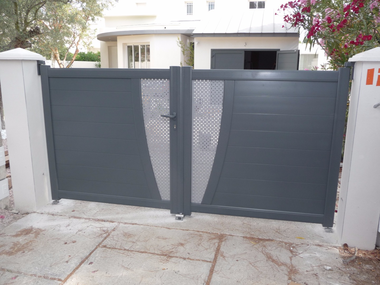 Fabrication de portail design
