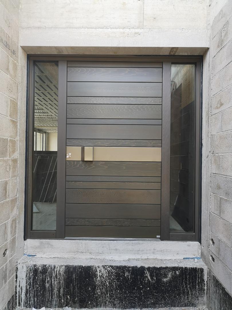 Installation de portes d'entrée proche de Montpellier